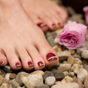 Применение соды при лечении ногтевого грибка